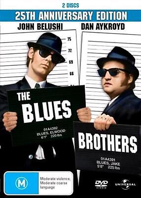 The Blues Brothers (2 Disc 25th Anniversary Edition) - DVD Region 4 Free Shippin