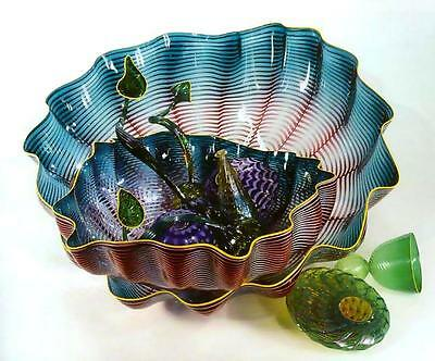 Sothebys Sale 7971 20th C. Deco Design Art Auction Catalog Chihuly 2004
