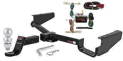 Curt Class 3 Trailer Hitch Tow Package for 04-07 Toyota Highlander