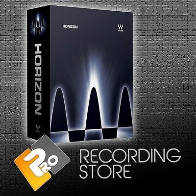 Waves Horizon Bundle TDM/SG & Native -Over 60 Plugins- Pro Tools AAX RTAS VST AU