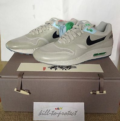 online store a28fa 29e15 NIKE x CLOT AIR MAX 1 One SP Kiss Of Death US 10.5 UK 9.5 SPECIAL