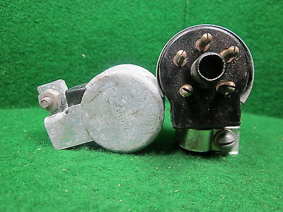 (1) PL-181 5 Pin Male Plug for IFF Sets NOS SCR-695 ABF