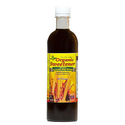 ORGANIC COCONUT SAP HONEY Manila Coco VIRGIN SAP: Real: NOT COCO FLAVORING 750ml
