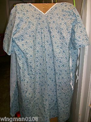 Medline Patient Gown With Butterfly Sleeves #mdtangpgownpp - Qty. 12