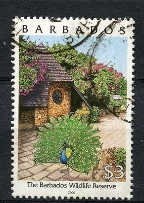 Barbados 2000 SG#1164 $3 Wildlife Reserve Used #A51167