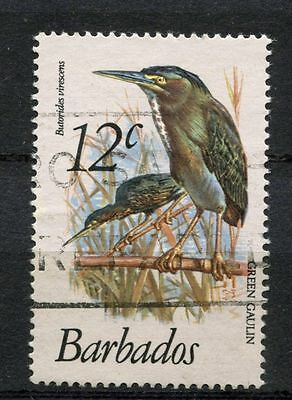 Barbados 1979-83 SG#627, 12c Birds Definitive Used #A51178