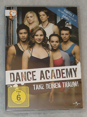 Dance Academy - The Complete 1st Series Season One 1 DVD Box Set - New & SEALED