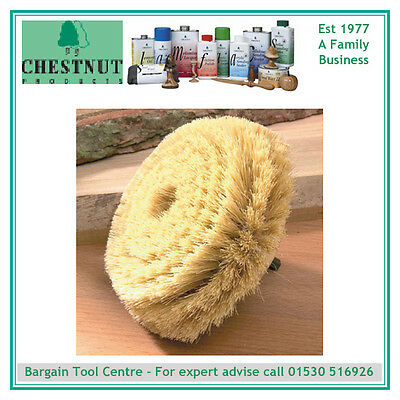 CHESTNUT PRODUCTS DOB Dome Brush for Drills