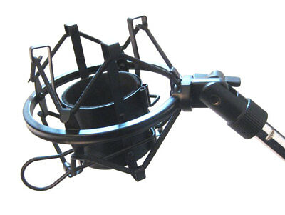 Mikrofon Spinne Neumann U87 U89 U67 TLM67 TLM193 Shockmount Suspension Spider