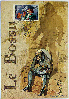 CPA  MAXIMUM POSTCARD LE BOSSU  Yt3120