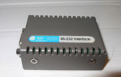Codan Broadcast Nk-Scp/a Rs232 Interface
