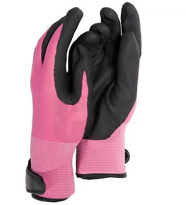 Town & Country Tgl273S Weedmaster Gardening Garden Gloves Ladies Small