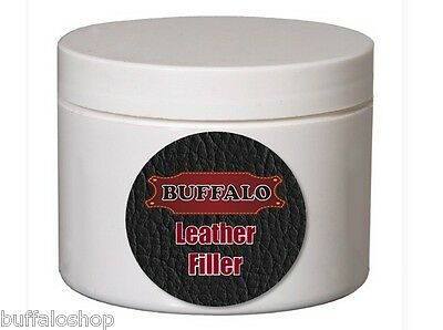 50Ml Pro Leather Repair Filler Compound Paste - For Rips, Holes & Cracks