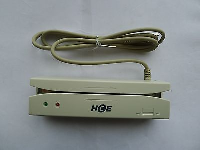 ID Credit Card Magnetic Strip PS2 Swipe Reader,HCE