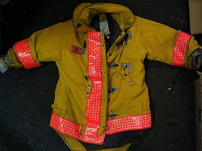 Morning Pride Firefighter Coat and Pants Turnout Gear
