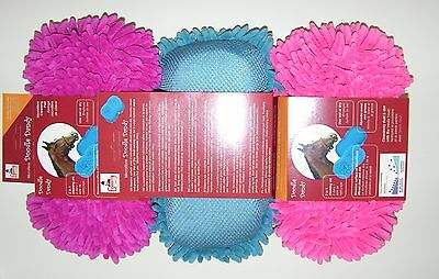 Equerry Doodle Dandy Horse Pony Multi Grooming Pad Sponge Wet or Dry