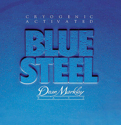 Dean Markley Blue Steel 2672 Light Electric Bass Strings