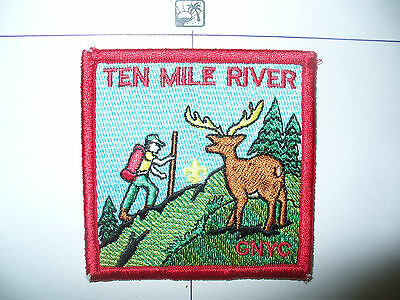 1990s Ten Mile River Camp,Deer, OA 4,24,49,82,112,pp,RED Bdr,Greater New York,NY