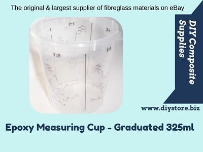400ml Epoxy Measuring Cup - Graduated (FREE FREIGHT)