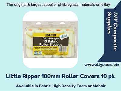 Little Ripper 100mm Roller Covers 10 pk (FREE FREIGHT)