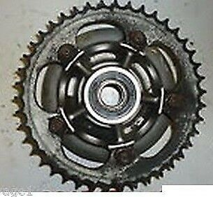 Triumph Tt 600 2000 2001 2002 2003 2004:sprocket Carrier - Rear:used Motorcycle
