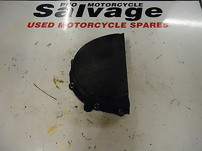 TRIUMPH SPRINT ST 955i 1999 - 2005:SPROCKET COVER - FRONT:USED MOTORCYCLE PARTS