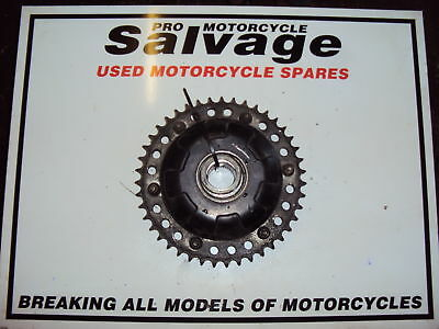 Triumph Sprint St 955 1999 - 2005:sprocket Carrier - Rear:used Motorcycle Parts