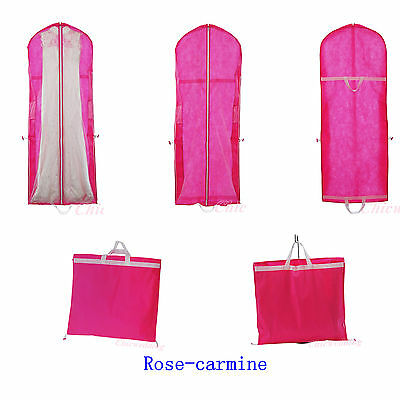 Bridal Garment Bags Wedding/Evening Ball Gown Dress Clothes Cover Storage Bags