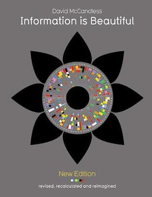 Information is Beautiful: The Information Atlas by David McCandless (English) Ha