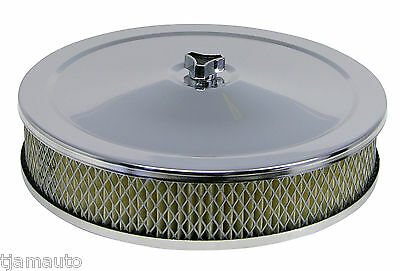 SAAS Chrome Performance Air Filter Assembly 9 x 2 NEW, Easy-to-use
