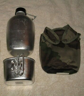 Canteen - Canteen Cup Plus -1 O.d. And 1 Cce Camo Insulated Cover - Never Used