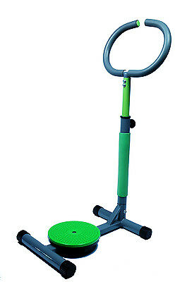 PK-T Adjustable Height Twister - exercise core fitness r.r.p £49.99