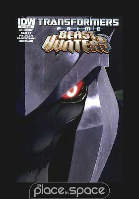 Transformers Prime Beast Hunters #4 - Cover B - Subscription Variant