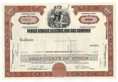 Public Service Electric & Gas Co. Stock