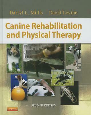 Canine Rehabilitation and Physical Therapy by Darryl Millis (English) Hardcover