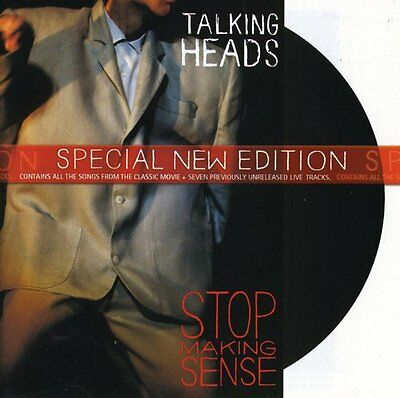 Talking Heads, The Talking Heads - Stop Making Sense [New CD] Special Edition