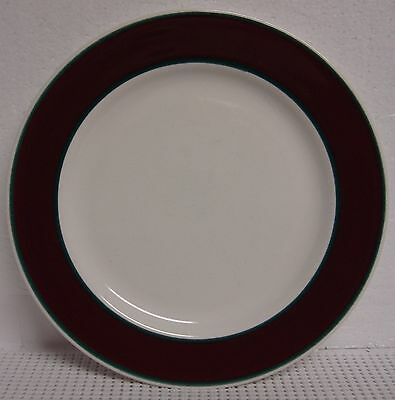 Nancy Calhoun RASPBERRY & EVERGREEN Salad Plate FUSIONS More Items Available