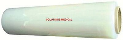 "PACKAGING CLEAR 2"" PALLET FILM STRETCH WRAP 500mm x 450m 23um x1"
