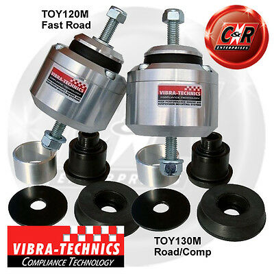 Toyota Supra (05/95-02) Vibra Technics Full Road Kit