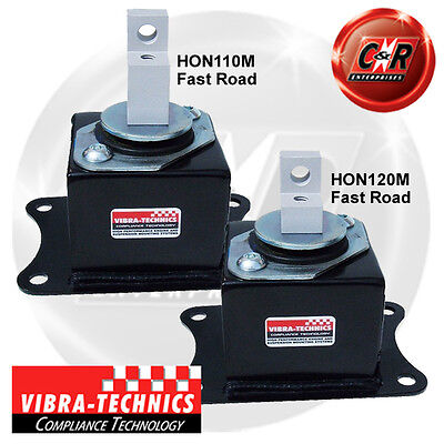 Honda Acura TSX Vibra Technics Full Road Kit
