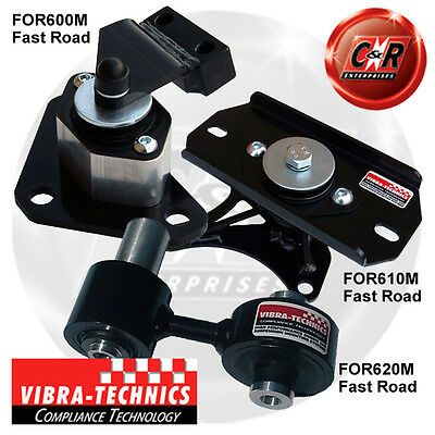 Ford Fiesta MK5 ST 150 Vibra Technics Full Road Kit