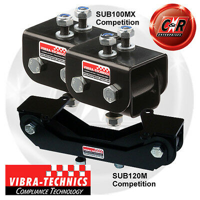 Subaru Impreza WRX, STi, GC8, GDB ('93-'07) Vibra Technics Full Race Kit