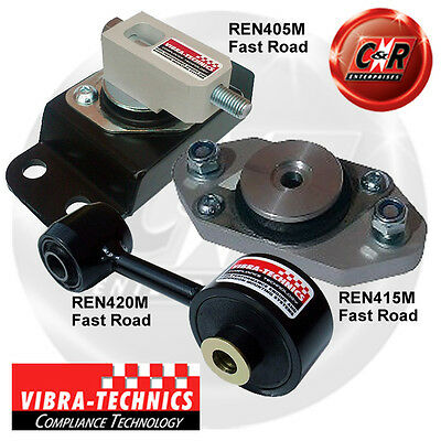 Renault Clio 3 RS, 197, R27, 200 Vibra Technics Full Road Kit
