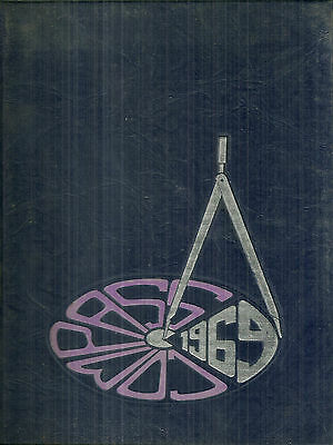 1969 Wheaton Academy High School Yearbook Illinois West Chicago