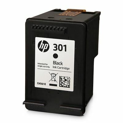 Genuine Original HP 301 Black CH561EE Ink Cartridge for HP Deskjet 2510