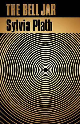 Bell Jar by Sylvia Plath Hardcover Book Free Shipping!