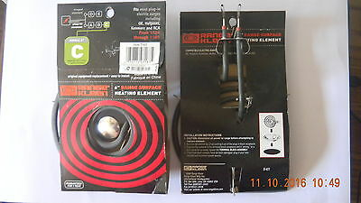 "Range Kleen Electric Stove Range 6"" Heating Elements"