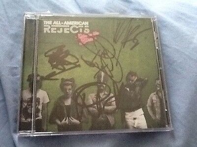 Kids in the Street by The All-American Rejects Signed