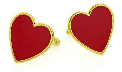 Let Me Call You Sweetheart Tuxedo Cufflinks Silver or Gold