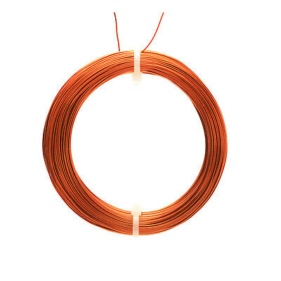 0.75mm - ENAMELLED COPPER WINDING WIRE, MAGNET WIRE, COIL WIRE - 50g